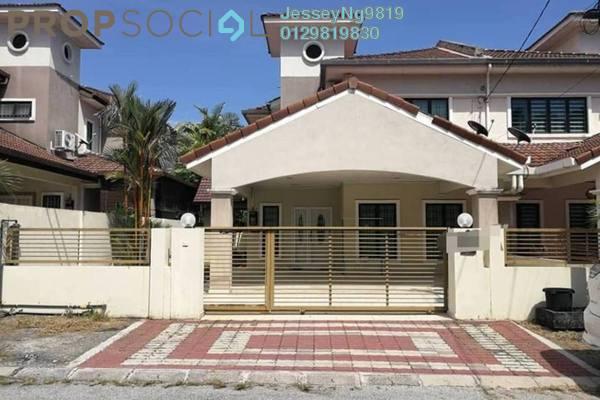 For Sale Semi-Detached at Bandar Pulai Jaya, Simpang Pulai Freehold Semi Furnished 4R/5B 588k