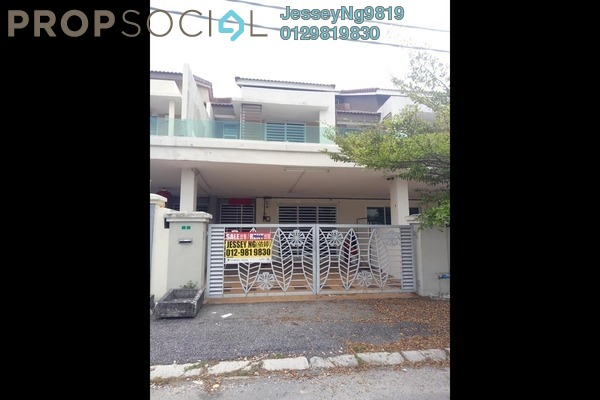 For Sale Terrace at Taman Pengkalan Barat, Ipoh Leasehold Unfurnished 4R/4B 338k