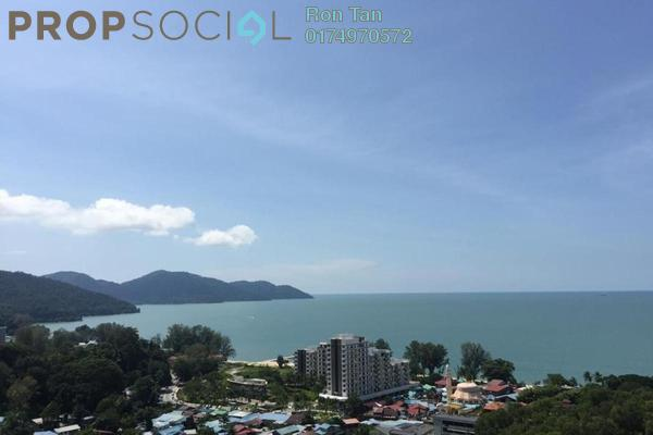 For Sale Condominium at Eden Seaview, Batu Ferringhi Freehold Fully Furnished 3R/2B 480k