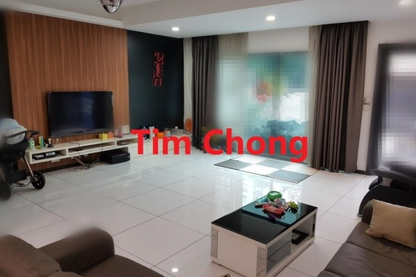 For Sale Terrace at Taman Maluri, Cheras Freehold Fully Furnished 5R/4B 1.5m