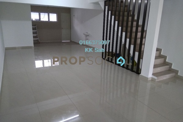 For Sale Link at Taman Ria, Kajang Freehold Unfurnished 3R/2B 375k