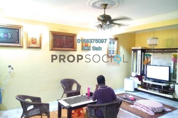 For Sale Link at Section 8, Bandar Mahkota Cheras Freehold Semi Furnished 4R/3B 450k