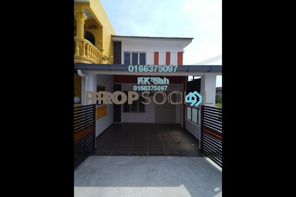 For Sale Link at Setia EcoHill, Semenyih Freehold Semi Furnished 3R/2B 355k