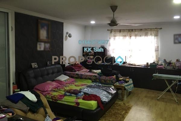 For Sale Superlink at Taman Kajang Prima, Kajang Freehold Semi Furnished 5R/4B 588k