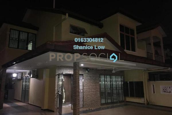 For Sale Terrace at PU1, Bandar Puchong Utama Freehold Semi Furnished 4R/3B 1.1m