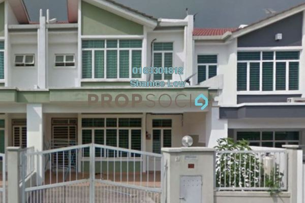 For Sale Terrace at PU1, Bandar Puchong Utama Freehold Semi Furnished 4R/3B 830k