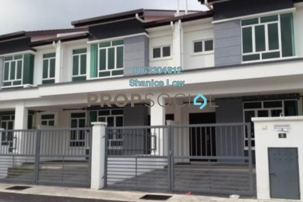 For Sale Terrace at Aster, Bandar Puchong Utama Freehold Semi Furnished 4R/3B 1.05m