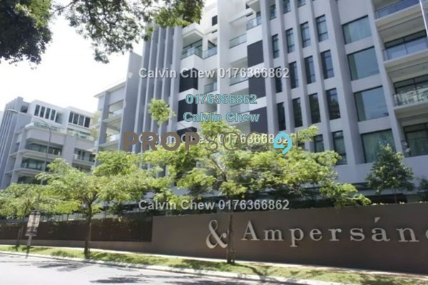 For Sale Condominium at Ampersand, KLCC Freehold Unfurnished 4R/0B 1.89m