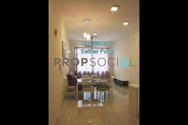 For Rent Condominium at Vue Residences, Titiwangsa Freehold Fully Furnished 3R/2B 2.2k