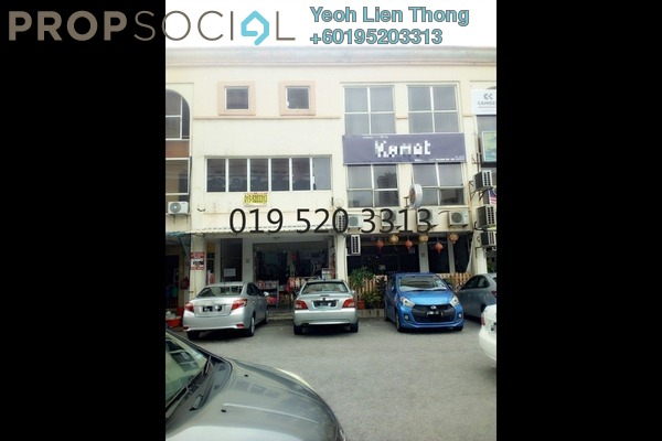 For Sale Shop at Bayan Point, Bukit Jambul Freehold Unfurnished 0R/6B 1.6m