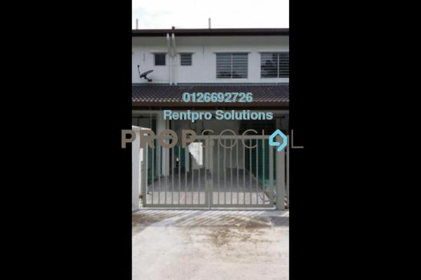 For Rent Terrace at Desa Budiman, Bandar Sungai Long Freehold Semi Furnished 3R/2B 900translationmissing:en.pricing.unit