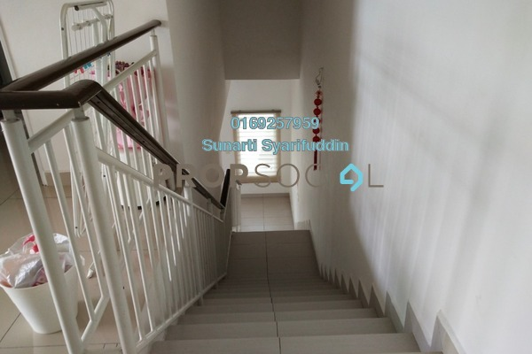 For Sale Terrace at Taman Ehsan Jaya, Port Klang Leasehold Fully Furnished 4R/3B 1.29m