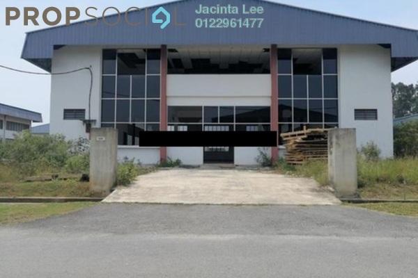 For Sale Factory at Kampung Parit Kalong, Johor Freehold Unfurnished 0R/3B 630k