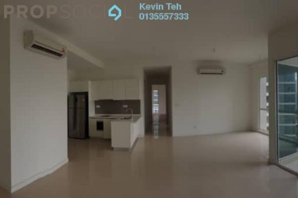 For Sale Condominium at Pavilion Hilltop, Mont Kiara Freehold Semi Furnished 3R/3B 1.57m