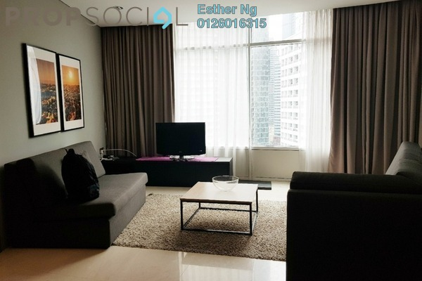 For Sale Serviced Residence at Vortex Suites & Residences, KLCC Freehold Fully Furnished 2R/2B 998k