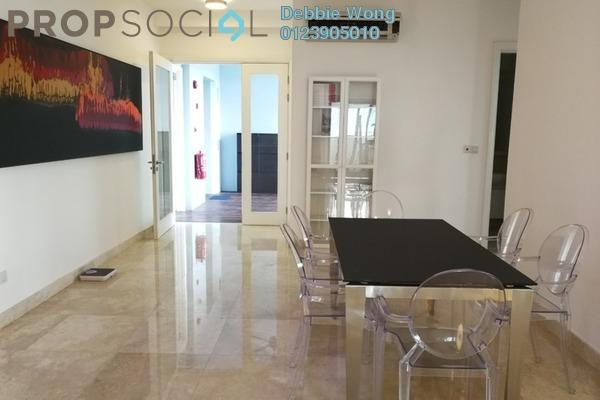 For Rent Condominium at Sastra U-Thant, Ampang Hilir Freehold Fully Furnished 3R/3B 6.8k