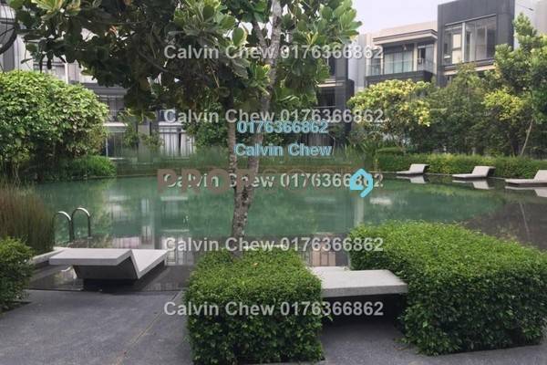 For Sale Condominium at Mirage By The Lake, Cyberjaya Freehold Unfurnished 3R/0B 430k