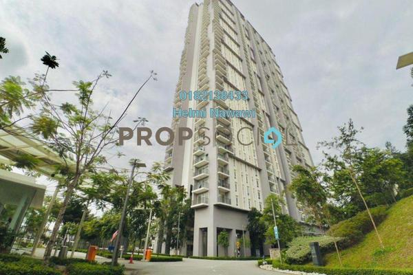 For Sale Condominium at Verdi Eco-dominiums, Cyberjaya Freehold Semi Furnished 4R/3B 740k