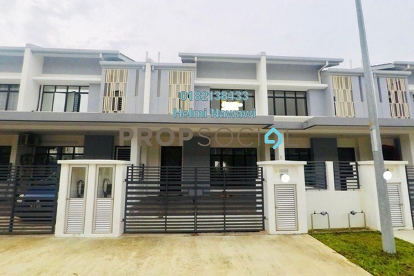 For Sale Terrace at M Residence, Rawang Freehold Unfurnished 4R/3B 430k