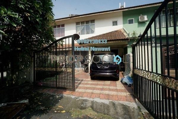 For Sale Condominium at Section 8, Bandar Mahkota Cheras Freehold Semi Furnished 4R/3B 485k