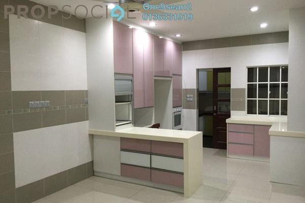 For Sale Semi-Detached at Setia Damai, Setia Alam Freehold Semi Furnished 4R/3B 1.35m