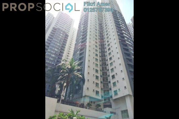 For Sale Condominium at Suasana Sentral Condominium, KL Sentral Freehold Unfurnished 3R/2B 1.25m