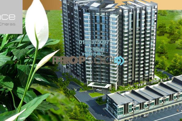 For Sale Condominium at The iResidence, Bandar Mahkota Cheras Freehold Fully Furnished 3R/2B 528k