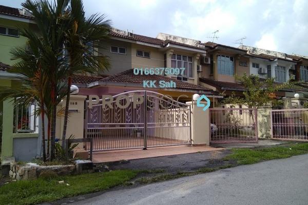 For Sale Terrace at Seksyen 9, Bandar Mahkota Cheras Freehold Semi Furnished 4R/3B 618k