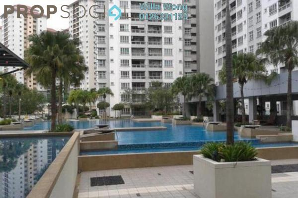 For Sale Condominium at Sterling, Kelana Jaya Freehold Unfurnished 4R/3B 850k