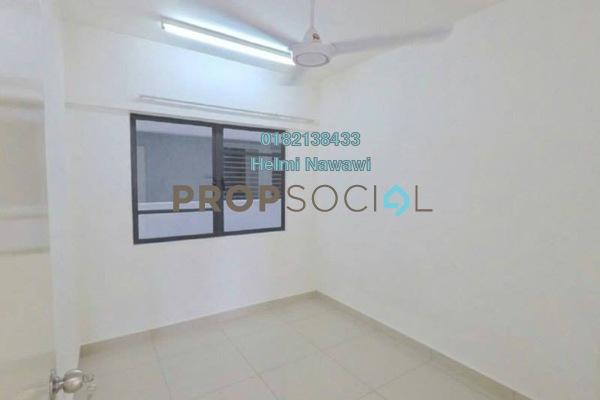 For Sale Condominium at Alam Sanjung, Shah Alam Freehold Semi Furnished 3R/2B 360k