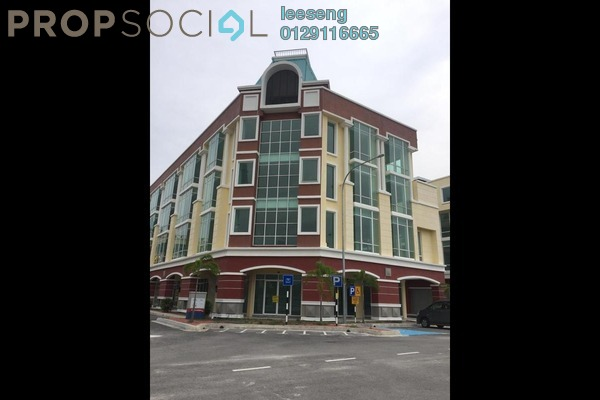 For Rent Office at Gravit8, Klang Freehold Unfurnished 0R/6B 2Ribu