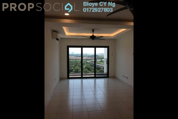 For Sale Condominium at Metia Residence, Shah Alam Freehold Semi Furnished 3R/2B 450k