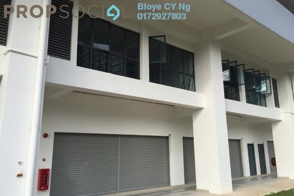 For Sale Office at Metia Residence, Shah Alam Freehold Unfurnished 0R/2B 705k