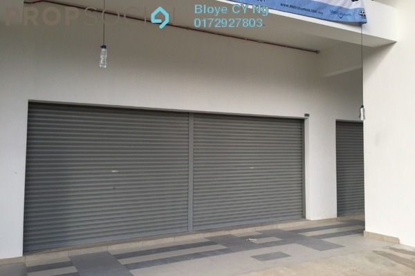 For Sale Shop at Metia Residence, Shah Alam Freehold Unfurnished 0R/2B 1.3m