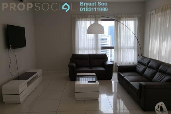 For Rent Condominium at 6 Ceylon, Bukit Ceylon Freehold Fully Furnished 3R/2B 4k