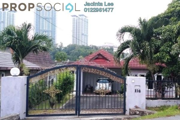 For Sale Bungalow at Taman Tenaga, Bandar Puchong Jaya Freehold Semi Furnished 5R/4B 700k