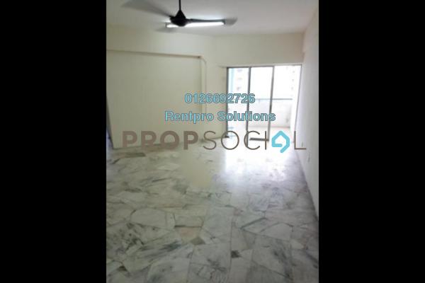 For Rent Condominium at Bukit Pandan 2, Pandan Perdana Freehold Unfurnished 3R/2B 1.2k