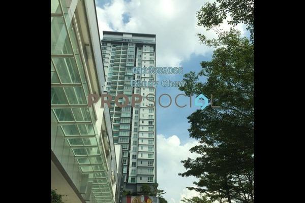 For Rent Office at Glomac Damansara, TTDI Freehold Semi Furnished 0R/0B 15k