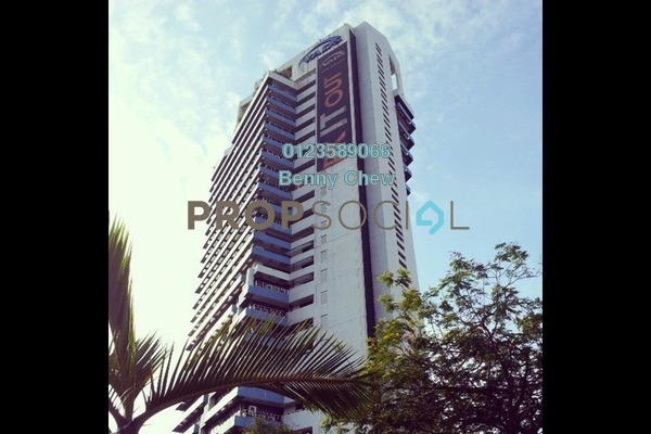 For Rent Office at Plaza VADS, TTDI Freehold Semi Furnished 0R/0B 25.9k