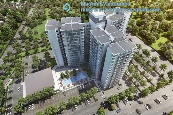 For Sale Condominium at Bandar Puncak Alam, Kuala Selangor Leasehold Unfurnished 3R/2B 294k