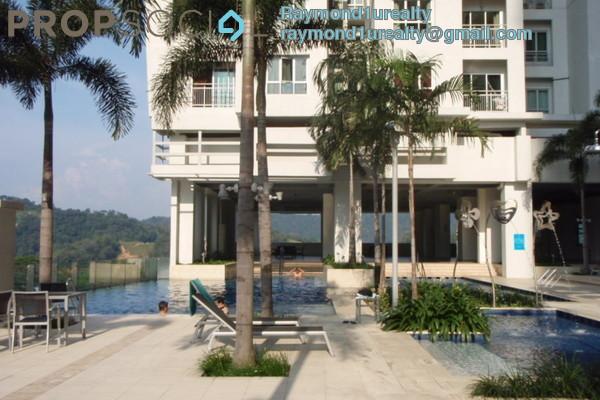 For Sale Condominium at Metropolitan Square, Damansara Perdana Freehold Fully Furnished 3R/2B 520k