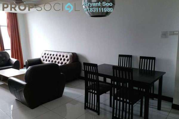 For Rent Condominium at Casa Residency, Pudu Freehold Fully Furnished 3R/2B 3.6k