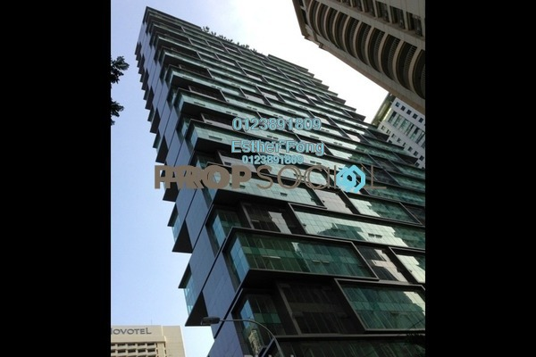 For Rent Condominium at Vipod Suites, KLCC Freehold Fully Furnished 2R/2B 7.5k