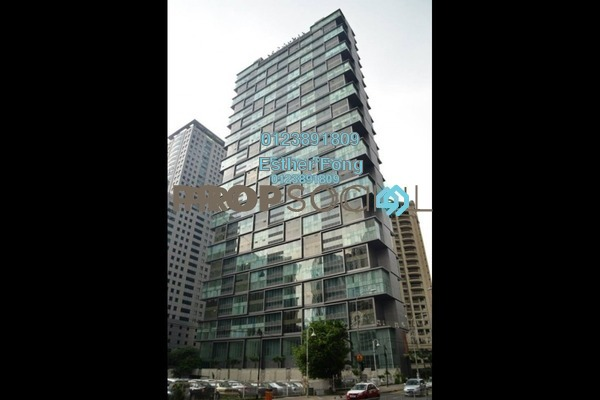 For Rent Condominium at Vipod Suites, KLCC Freehold Fully Furnished 2R/2B 4.5k