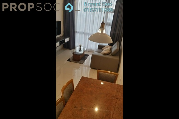 For Rent Condominium at The Robertson, Pudu Freehold Fully Furnished 1R/1B 3.2k