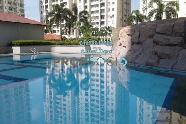 For Sale Condominium at Gurney Heights, Keramat Freehold Unfurnished 3R/2B 560k