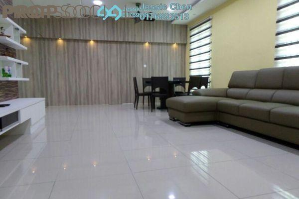 For Rent Terrace at Taman Nusari Aman, Bandar Sri Sendayan Freehold Fully Furnished 4R/3B 2.2k