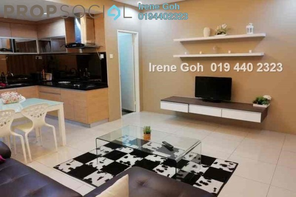 For Sale Condominium at Birch The Plaza, Georgetown Freehold Fully Furnished 2R/2B 790k