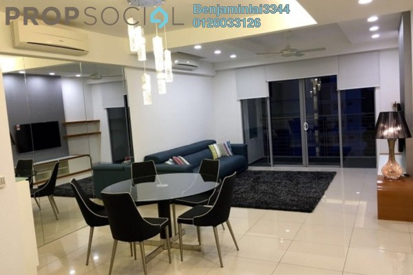 For Rent Condominium at The Westside One, Desa ParkCity Freehold Fully Furnished 2R/3B 4k