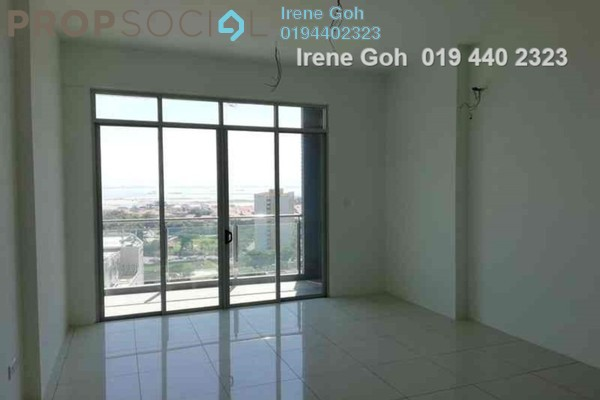 For Sale Condominium at City Residence, Tanjung Tokong Freehold Semi Furnished 3R/3B 1.6m
